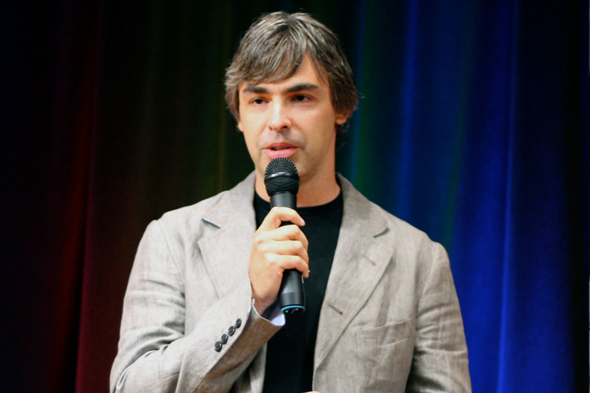 Larry Page books