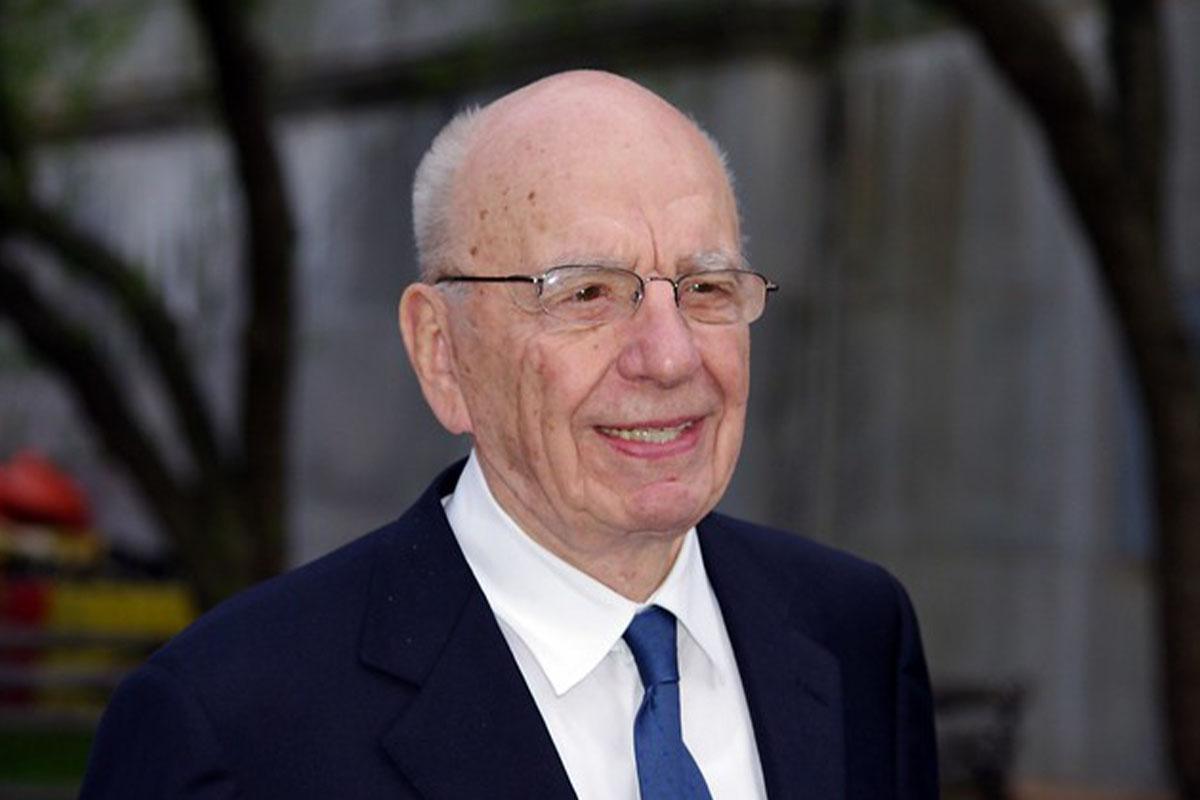 Rupert Murdoch books