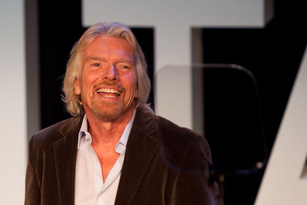Sir Richard Branson books