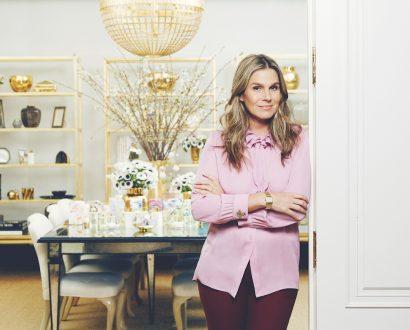 Estée Lauder's granddaughter Aerin Lauder shares her business secrets.