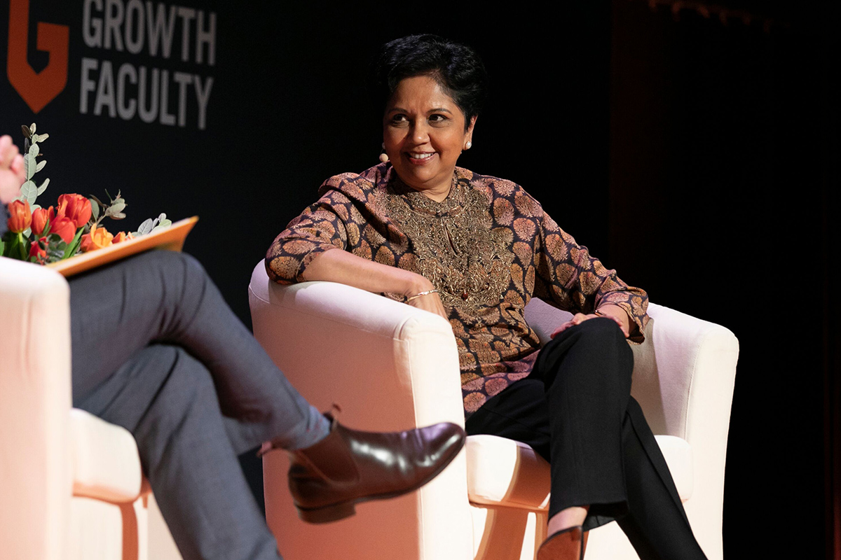 Indra Nooyi business rules learned as PepsiCo CEO