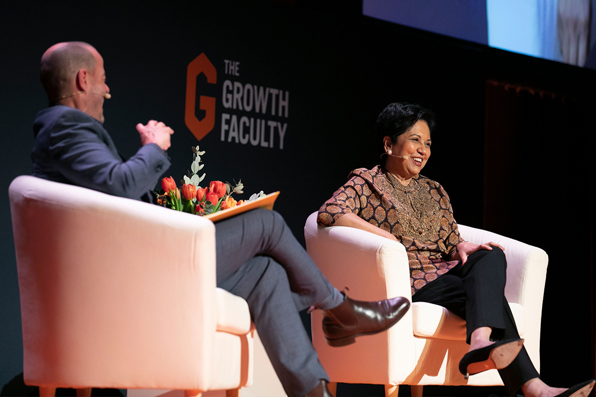 Indra Nooyi former PepsiCo CEO