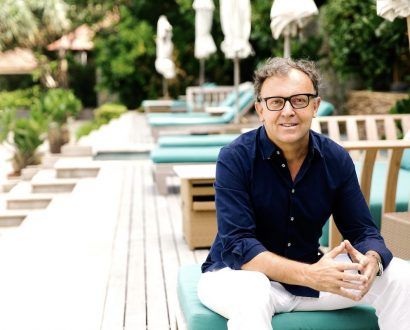 Trisara MD Anthony Lark reveals what it's like to run a luxury resort.