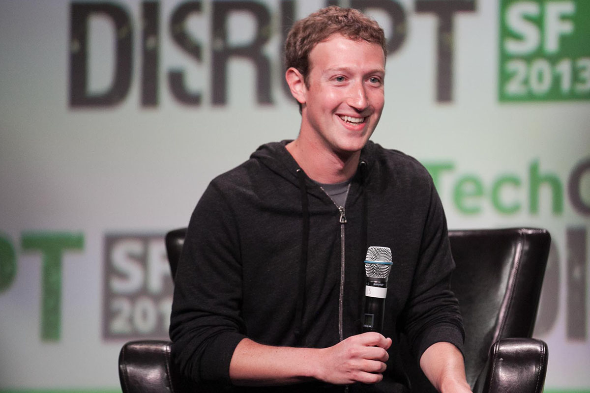 Mark Zuckerberg, Evan Spiegel and Larry Page earn a US$1 salary