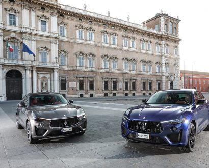 Maserati Levante new range for 2020 launched in Italy.