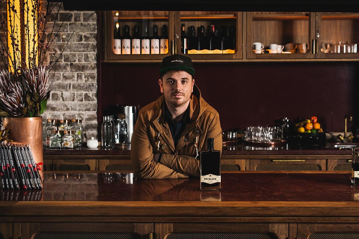 Mr Black cold brew coffee liqueur company