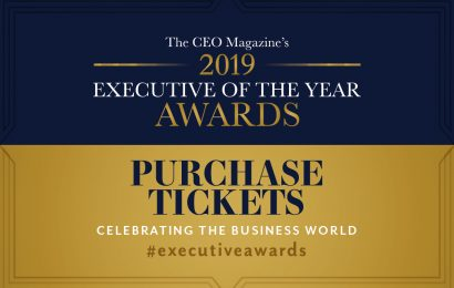 Buy tickets to Executive Awards 2019