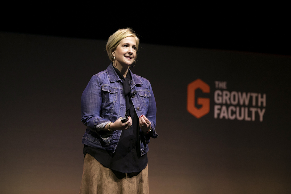 Brené Brown best quotes from Growth Faculty talk in Sydney, Australia.