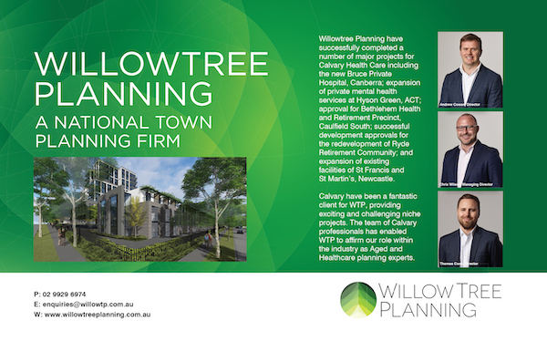 Willowtree Planning ad