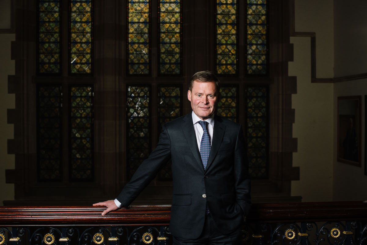 Peter Rathjen, Vice Chancellor of University of Adelaide