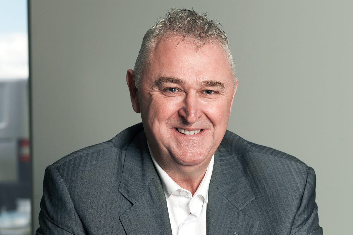 Rob Frew, Managing Director of Frew Group