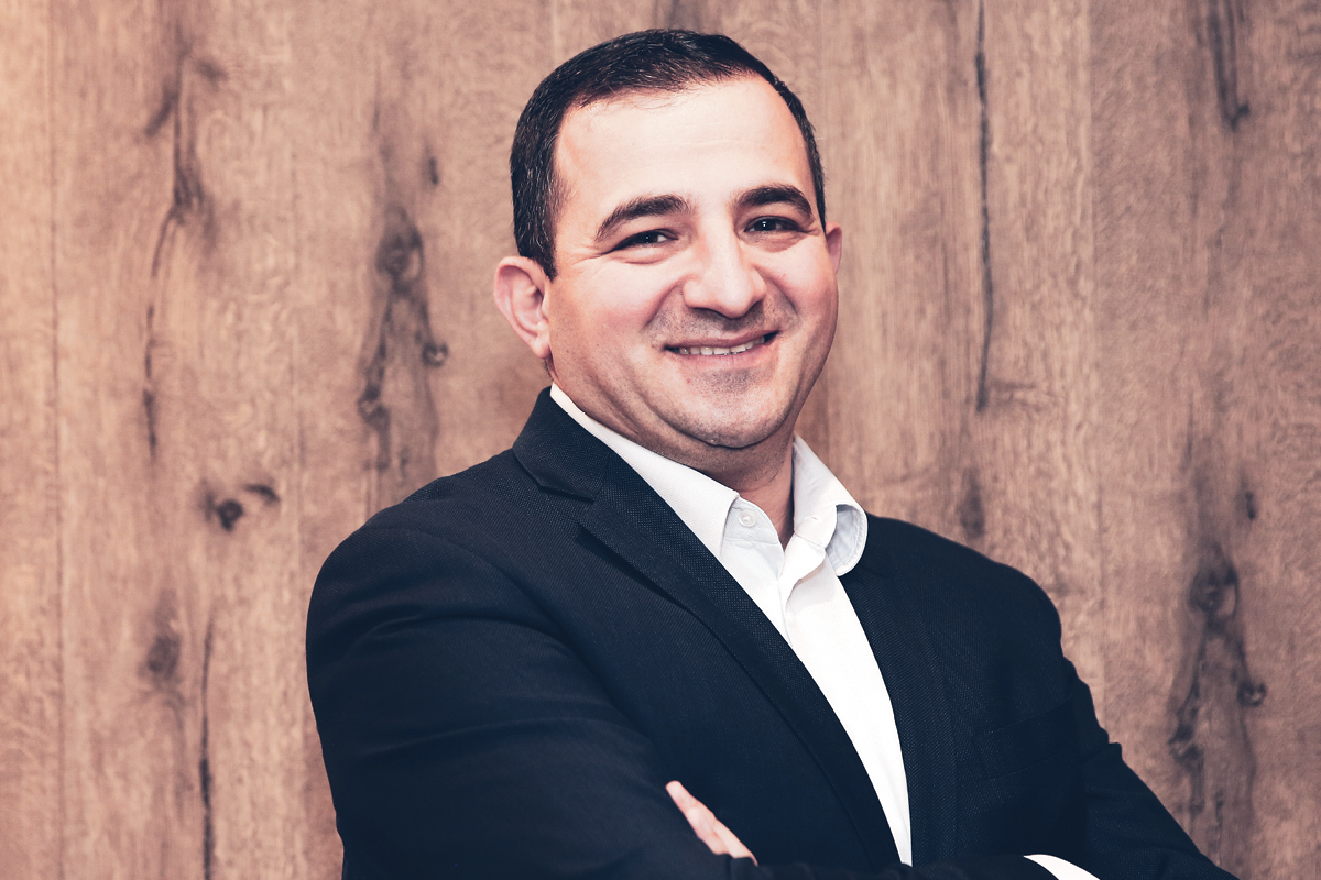 Sam El Rihani, Managing Director of Decode Group