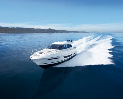 The best of the Sydney International Boat Show featuring Maritimo.