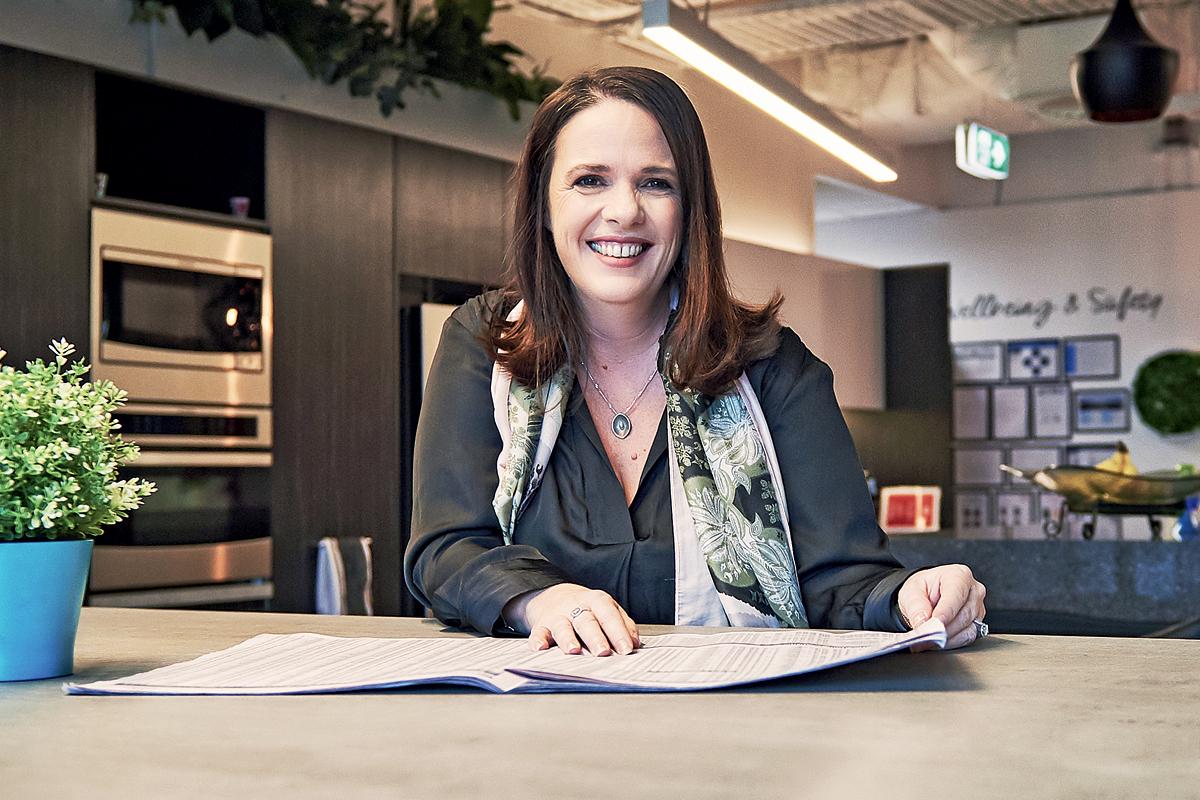 Kelli Hayes, CEO of Stellar