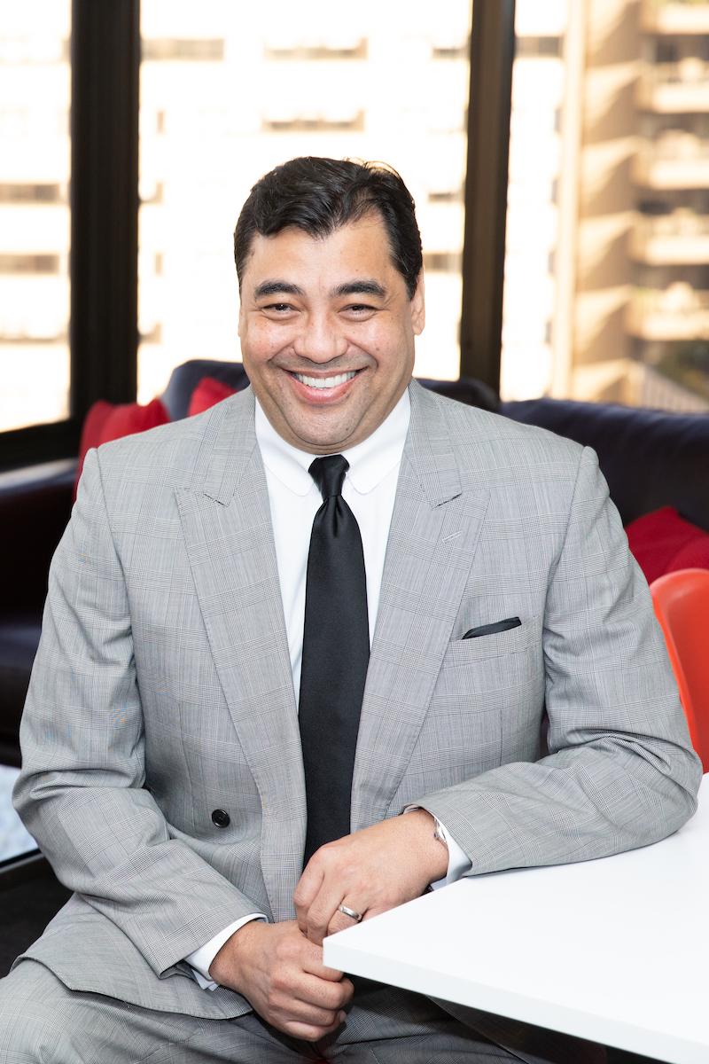 Mark Irwin, CEO of Serco Asia Pacific