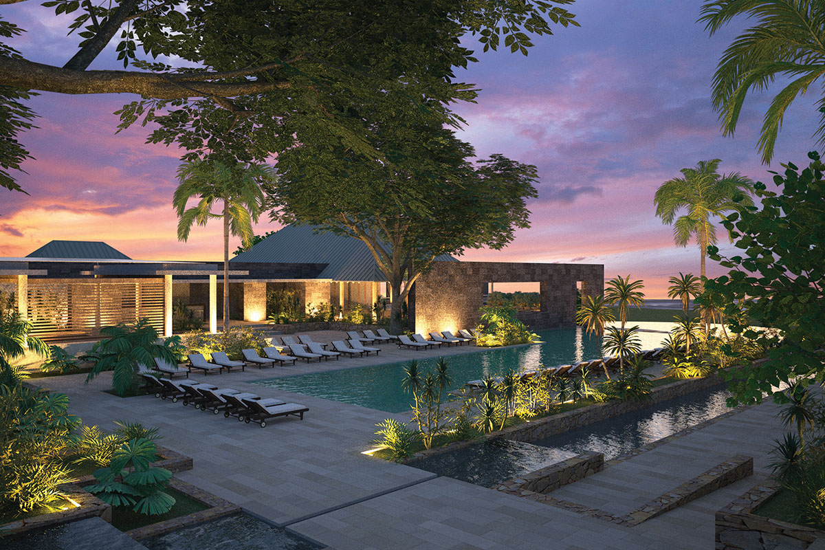 Thai Jungle Bubbles And Spanish Palace Among New Offerings Of Anantara