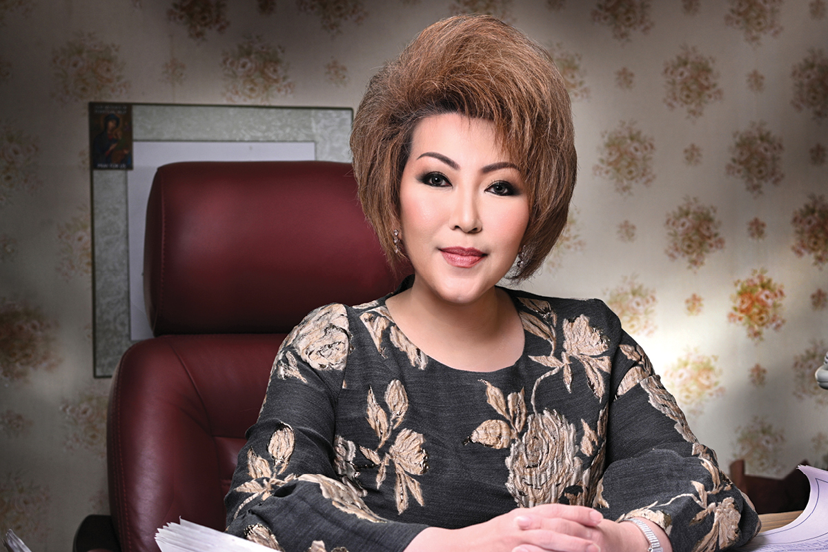 Lily Lim, CEO of RJ Realty Sdn Bhd