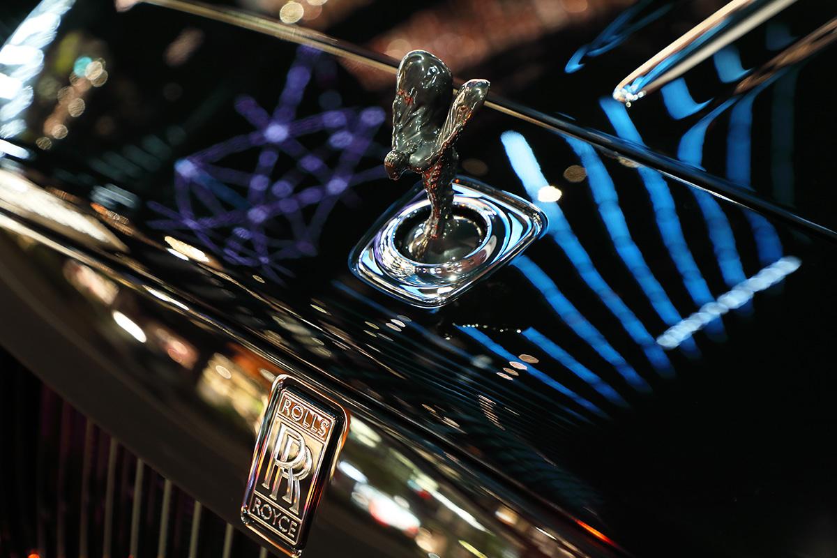 Black Badge: Tokyo After Hours Rolls-Royce