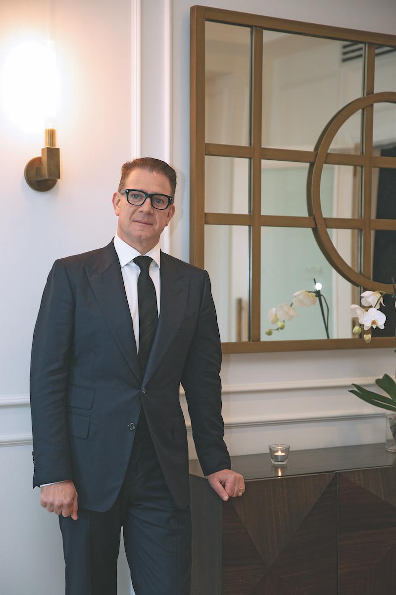 Sal Navarra, CEO of Navarra Venues