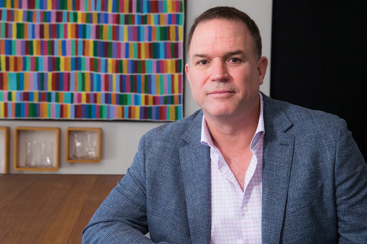 Marc Kenney, Managing Director of Mettle