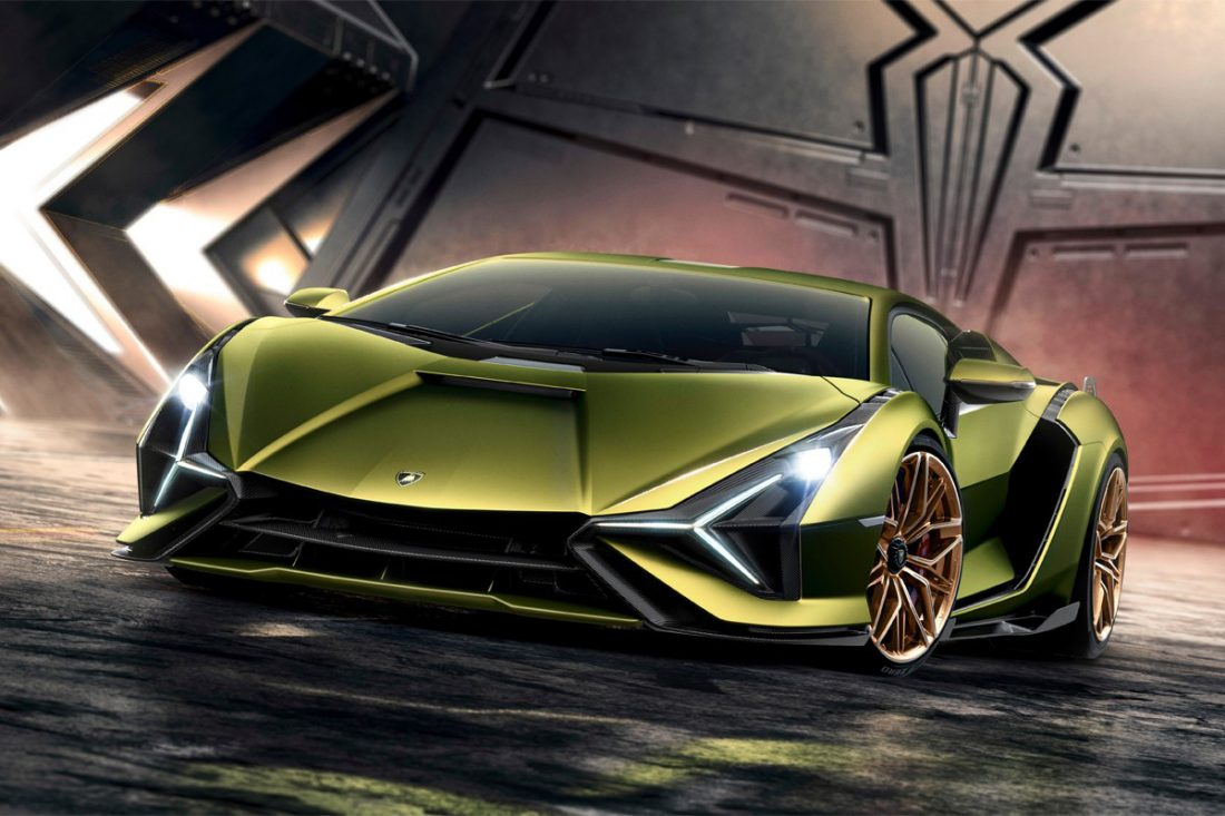 Only 63 Lamborghini Siáns have been made and all have sold for US$3.6 million each.