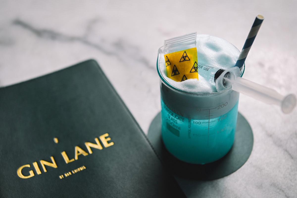 Gin Lane among the best gin bars in Australia.