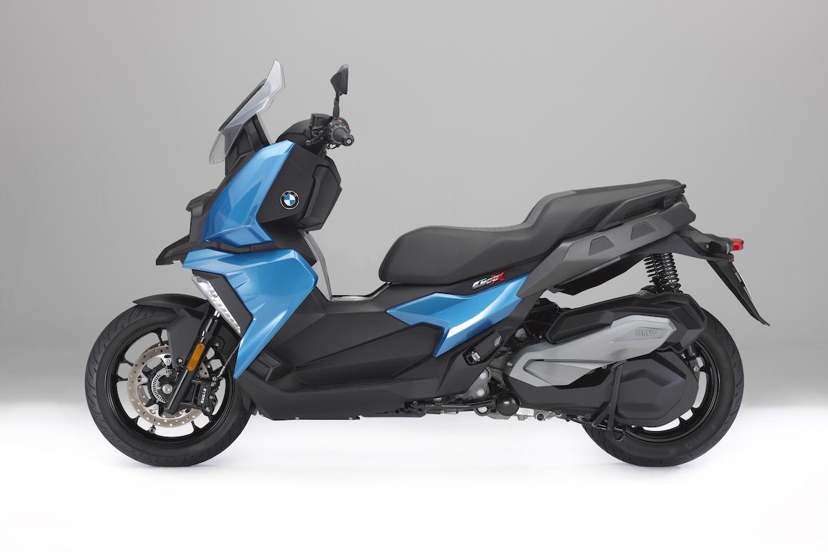 BMW c400