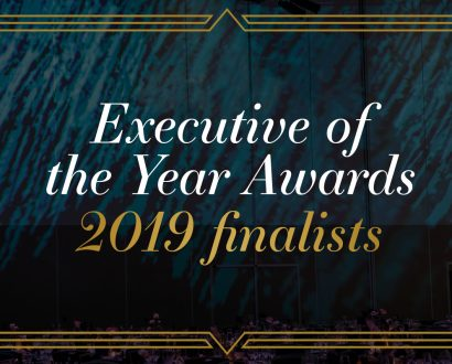 2019 Executive of the Year Awards finalists