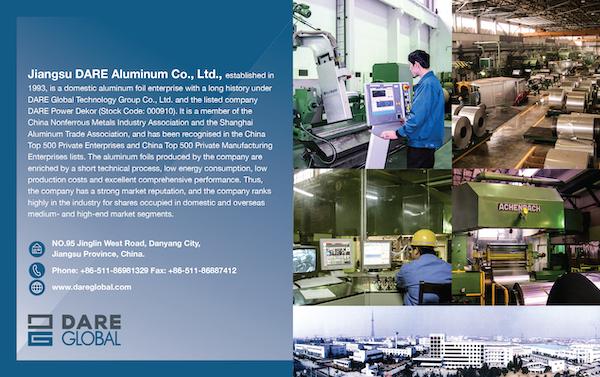 Jiangsu DARE Aluminum Co