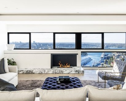 Sydney's biggest single-level penthouse The Horizon