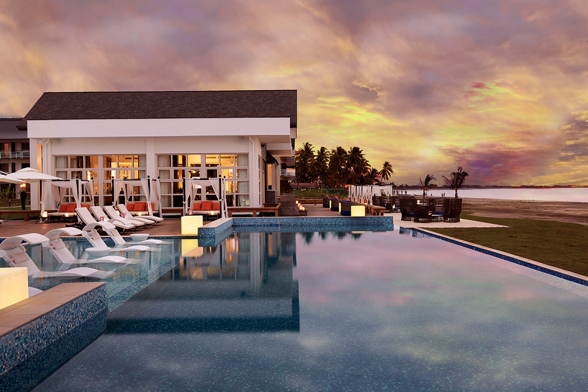 Luxury Fiji: Pullman Nadi Bay