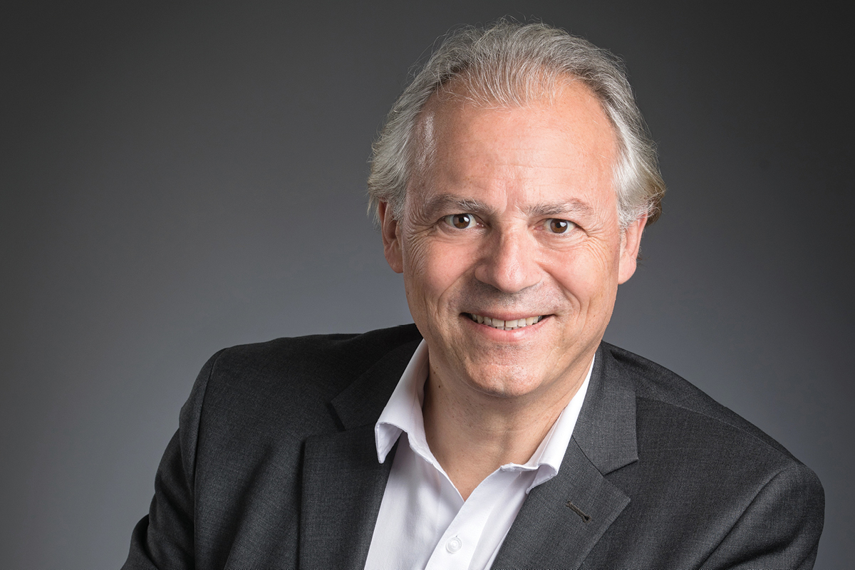 Michel Denis, CEO of Manitou Group