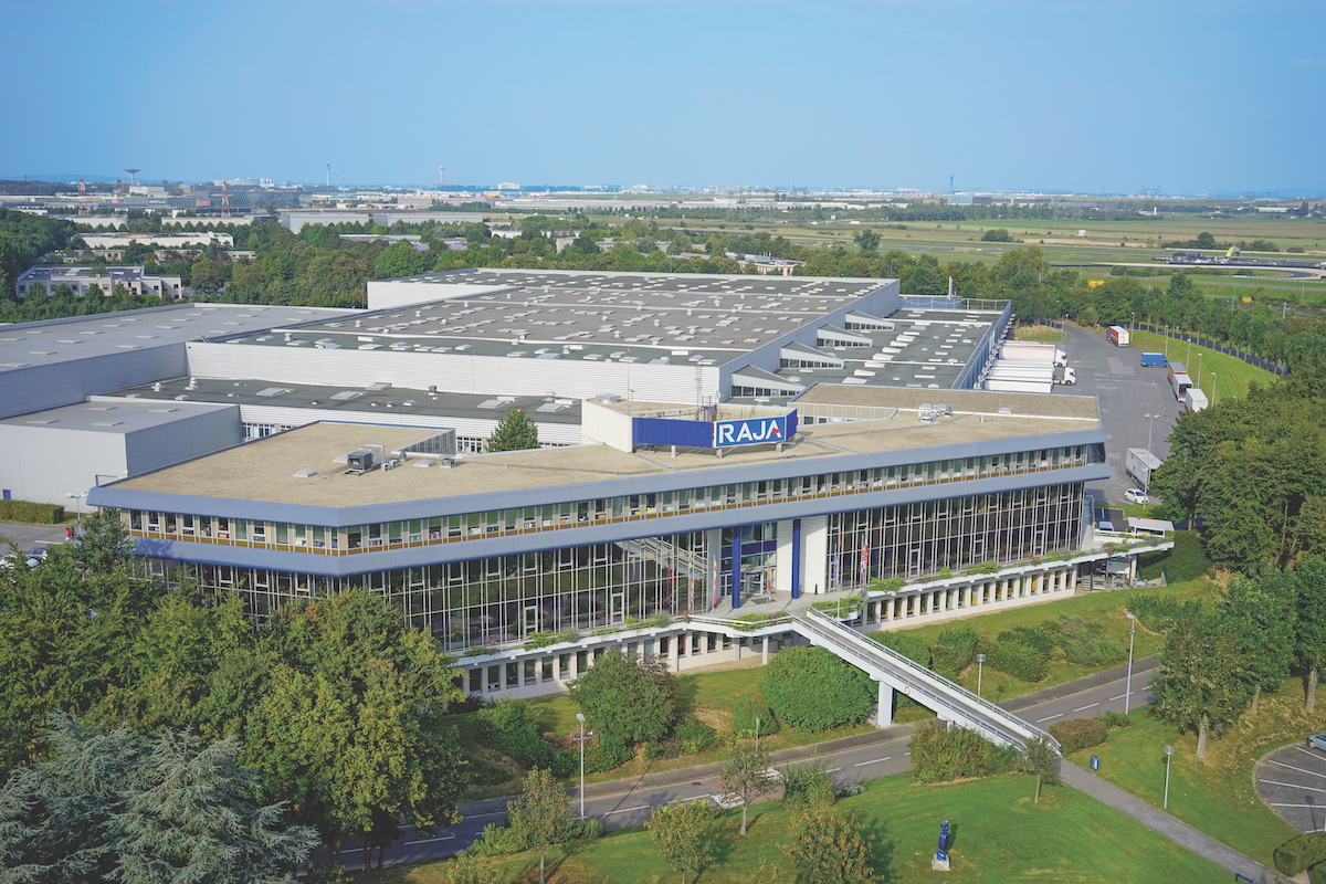 Danièle Kapel-Marcovici - the RAJA packaging headquarters