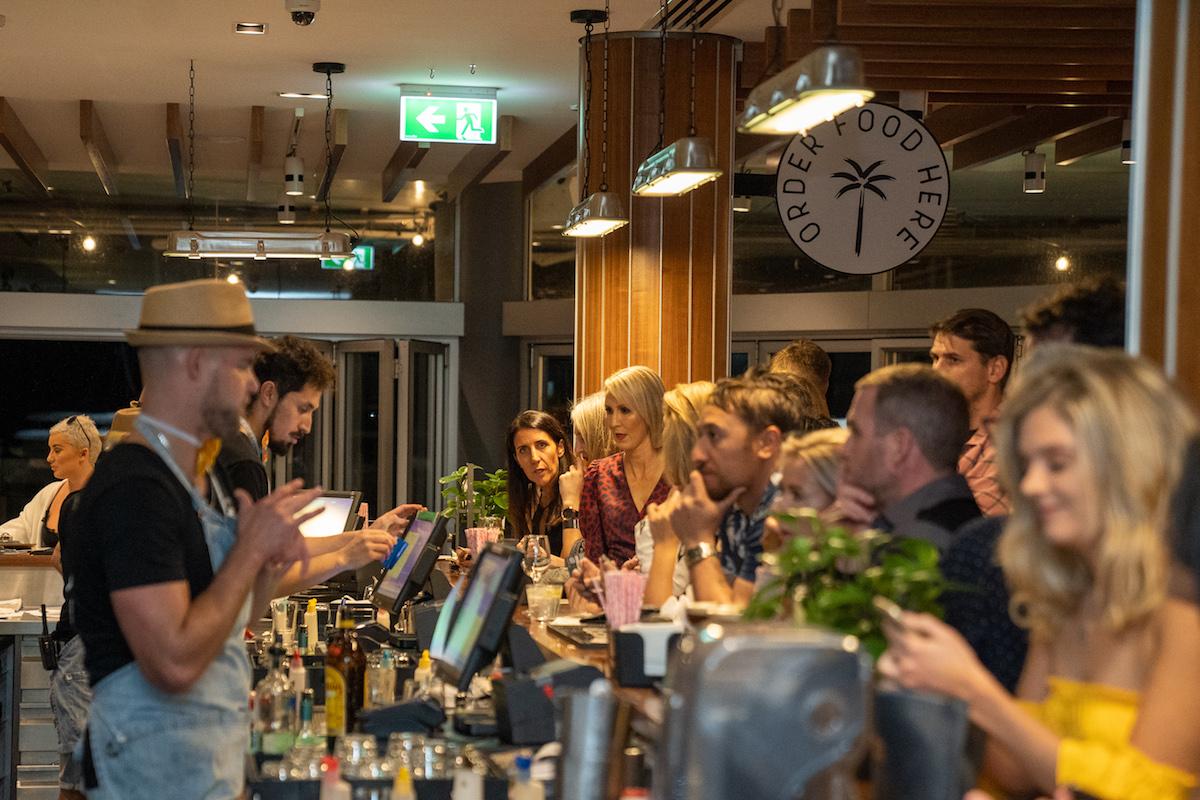 Cairns Shangri-La, The Public Bar