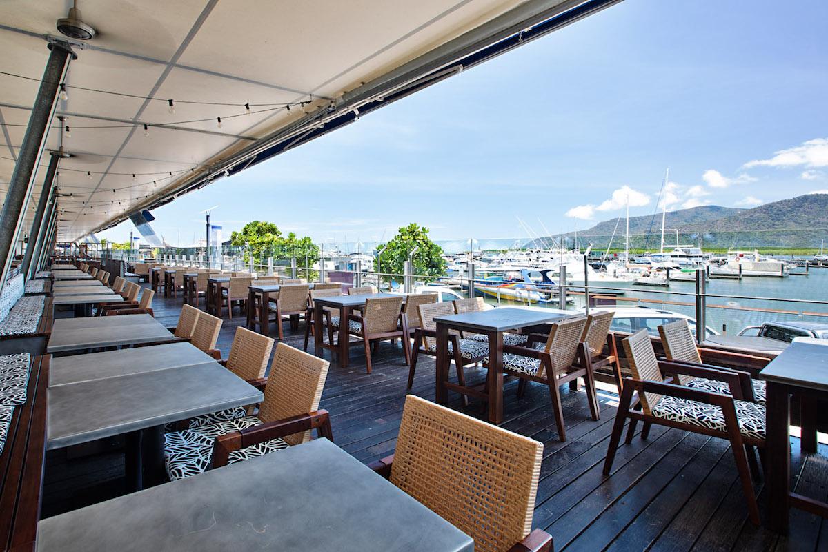 Cairns Shangri-La, The Deck