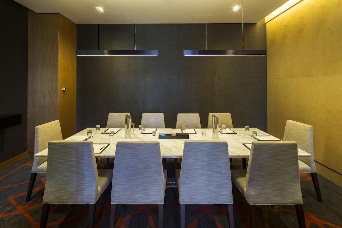Cairns Shangri-La Horizon Club meeting room