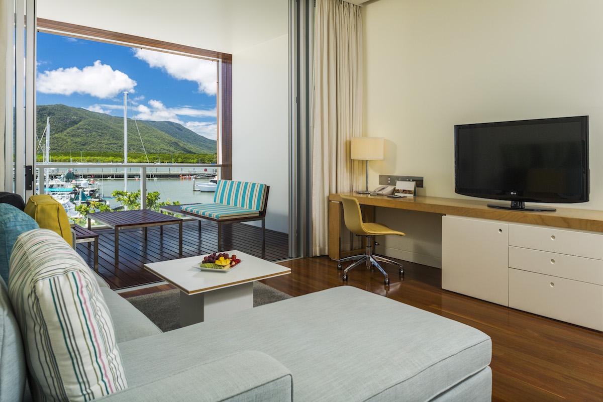 Cairns Shangri-La Horizon Club room