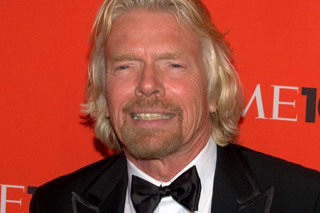 Richard Branson is one of many CEOs with dyslexia.