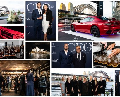 The CEO Magazine's Executive of the Year Awards exclusive cocktail party