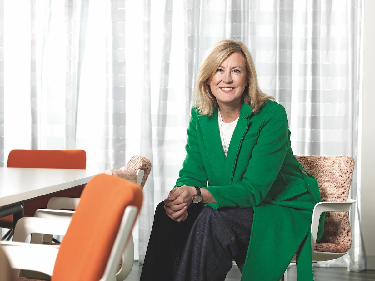 Marne Fechner, CEO of Netball Australia