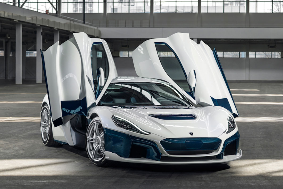 This is how you can get your hands on a new-release Rimac hypercar in Asia