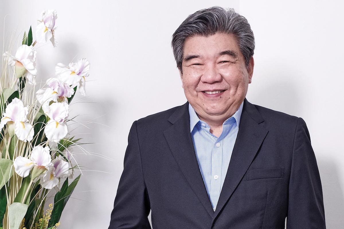 KH Khoo, General Manager of AVX Kyocera Singapore