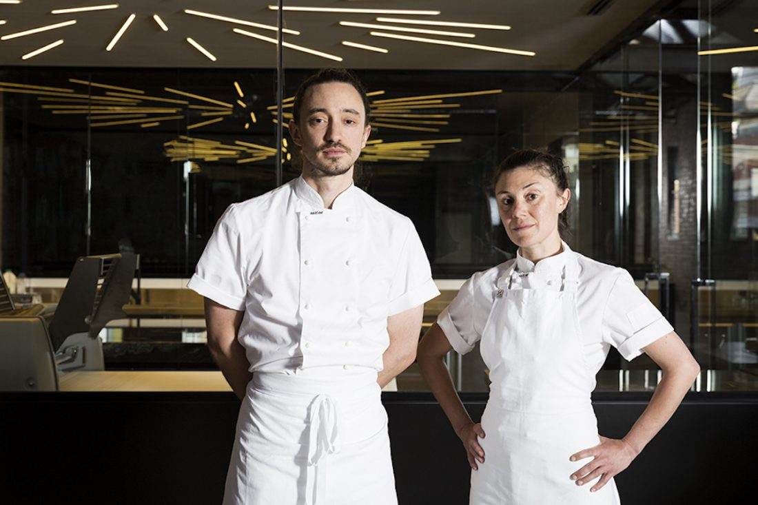 Cameron and Kate Reid, Lune Croissanterie