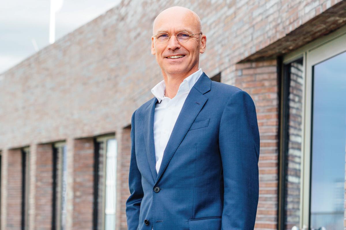 Gerard Reumer, CEO of Skytanking