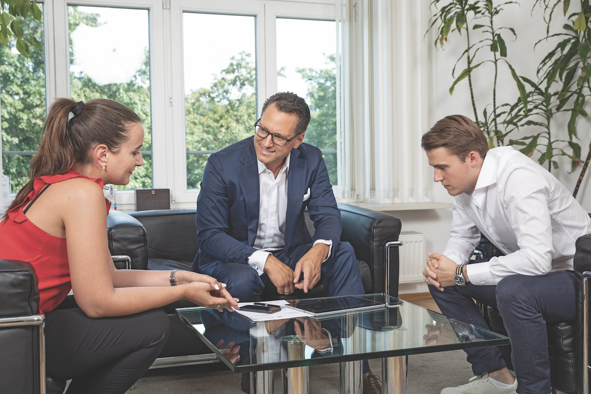 Sebastian Grabmaier, CEO and Co-Founder of JDC Group