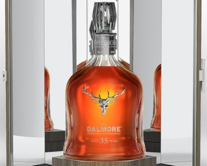 The Dalmore 35-year-old whisky is up for auction at the Executive of the Year Awards 2019