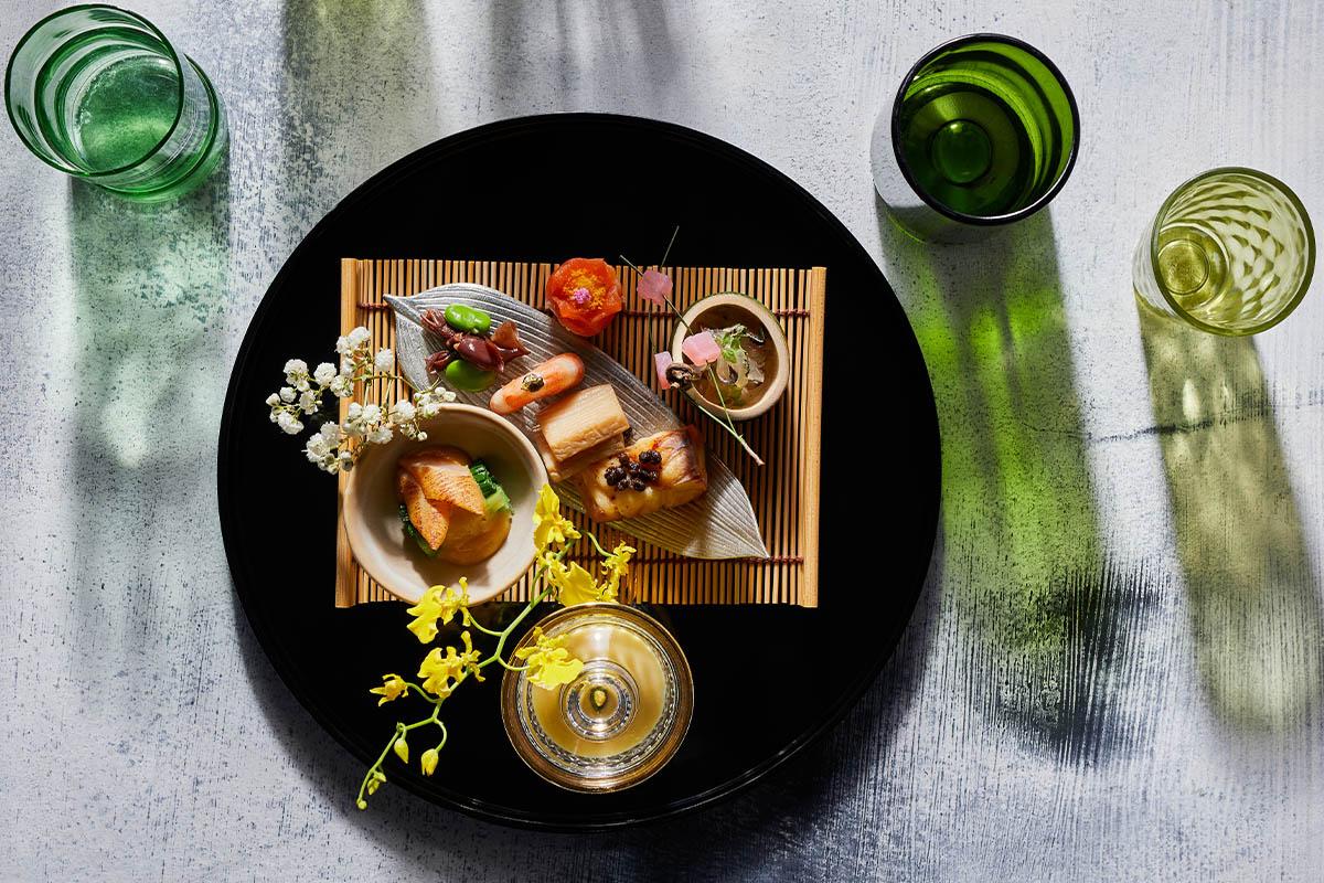 Ishizuka: Japanese haute cuisine for all seasons