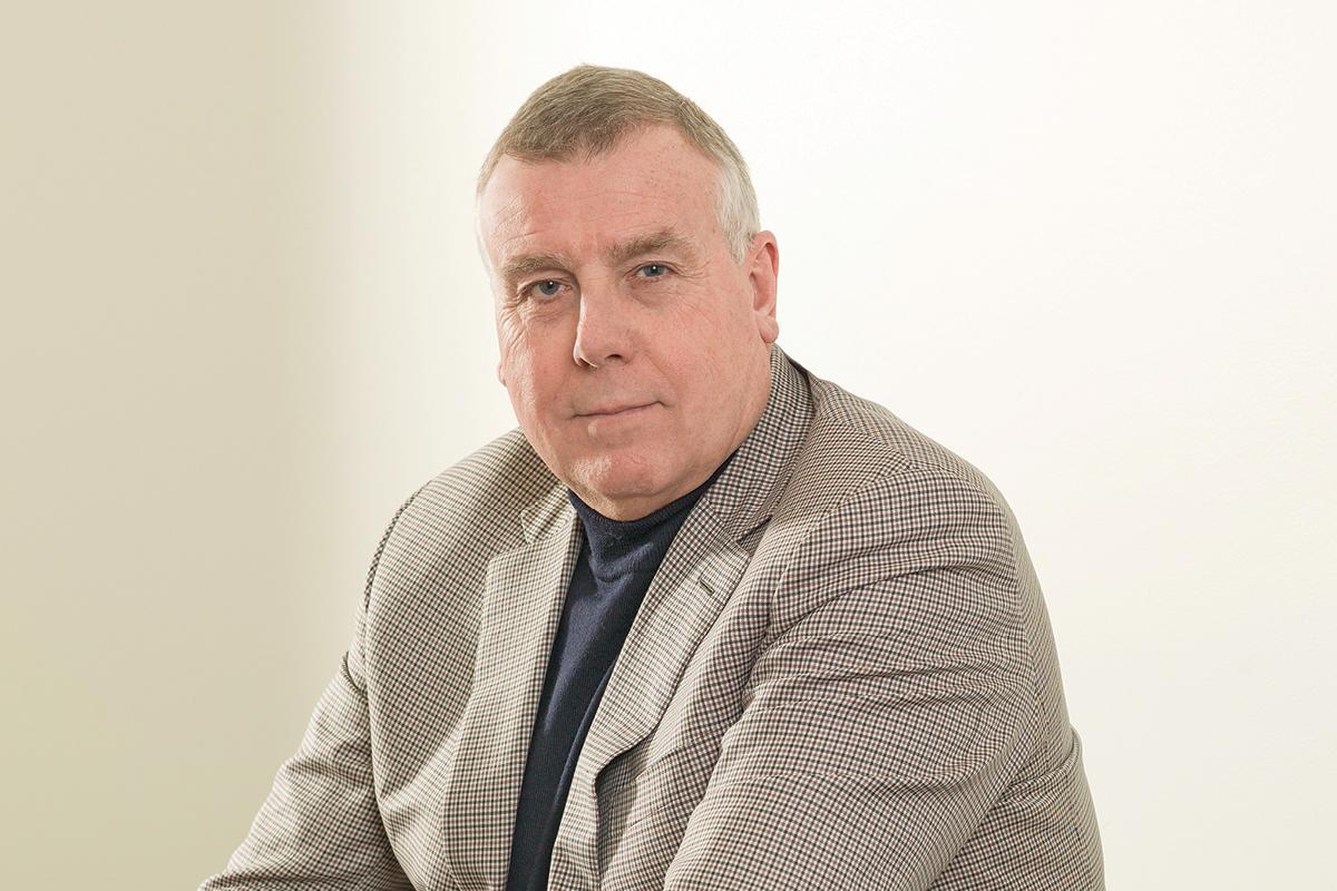 David Head, CEO of Clean Seas Seafood