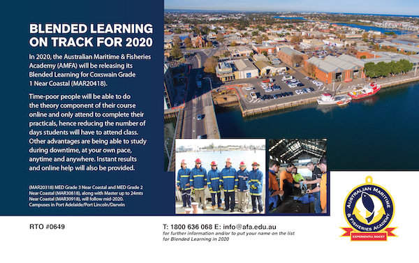 Australian Maritime and Fisheries Academy