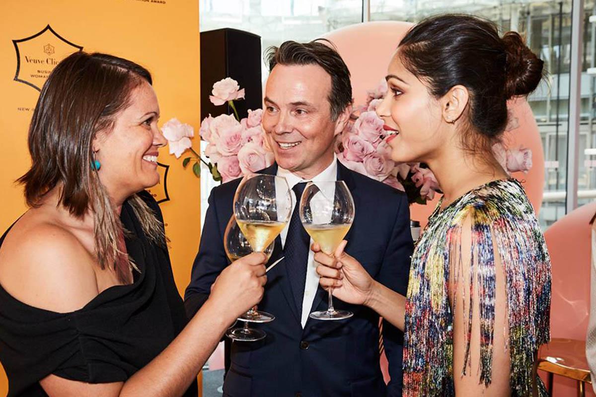 Veuve Clicquot Business Woman Award winners since 1972